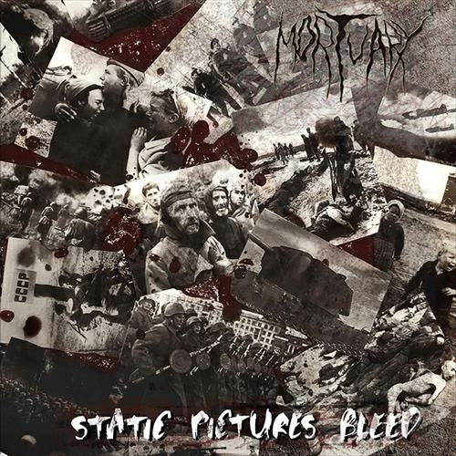 MORTUARY - Static Pictures Bleed CD Death Metal