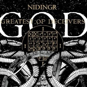 NIDINGR - Greatest Of Deceivers CD Black Metal