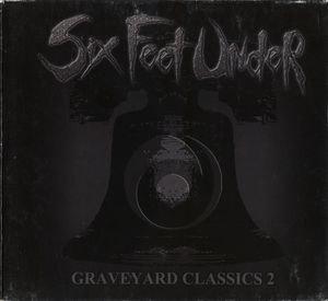 SIX FEET UNDER - Graveyard Classics 2 CD Death'n'Roll