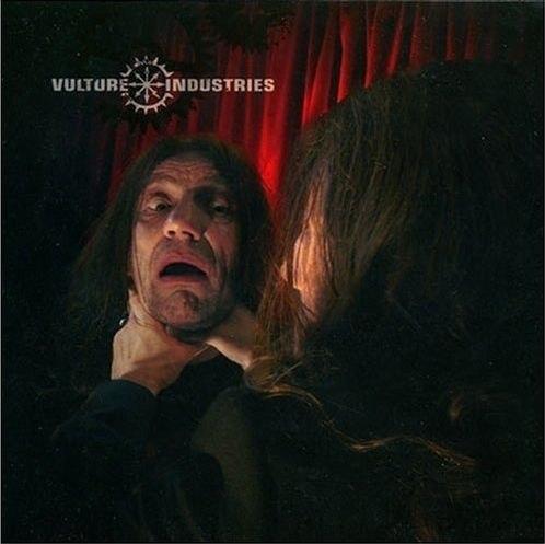 VULTURE INDUSTRIES - The Dystopia Journals CD Avantgarde Metal