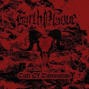 EARTH PLAGUE - Cult of Damnation CD Black Metal