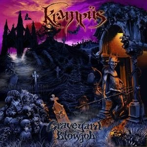 KRAMPUS - Graveyard Blowjob CD Death Metal