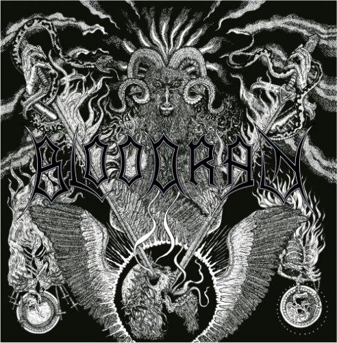BLOODRAIN - Bloodrain V: Adora Satanae CD Black Thrash Metal