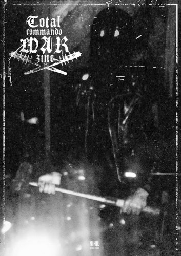 TOTAL COMMANDO WAR ZINE - №8 Журнал NS Metal