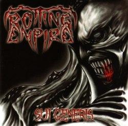 ROTTING EMPIRE - Sui Generis CD Death Metal