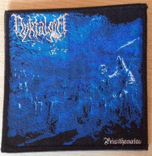 NYKTALGIA - Peisithanatos Нашивка Depressive Metal