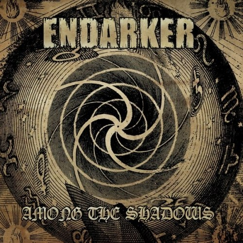 ENDARKER - Among the Shadows CD Blackened Speed Metal