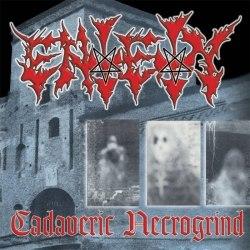 ENTETY - Cadaveric Necrogrind CD Death Metal