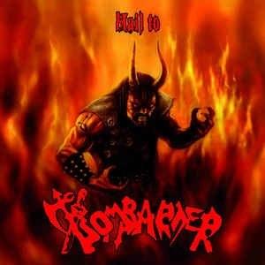 V\A - Hail to Bombarder! CD Speed Thrash Metal