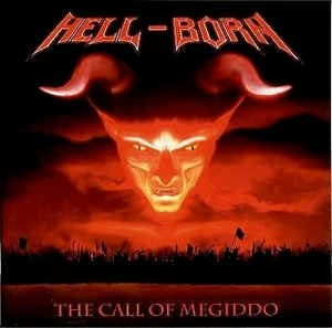 HELL-BORN - The Call of Megiddo CD Blackened Death Metal