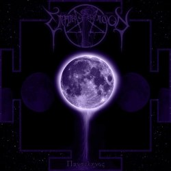 EMPIRE OF THE MOON - Πανσέληνος Gatefold LP Black Metal