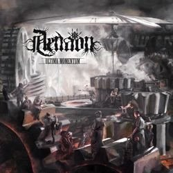 "AENAON / VIRUS OF KOCH - Ultima Momentum / Voro: Forma Mentis 7""EP Progressive Blackened Metal"