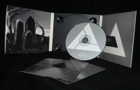 CULT OF ERINYES - Golgotha Digi-MCD Ritual Black Metal