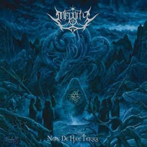 INFINITY - Non de Hac Terra CD Black Metal