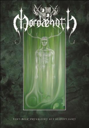 MORDAEHOTH - Eens weer prevaleert het heidens hart A5 Digi-CD Heathen Metal