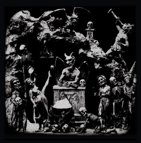 COUNTESS - The Gospel of the Horned One CD Black Metal