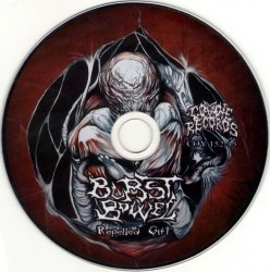 BURST BOWEL - Repelled Gift CD Brutal Death Metal