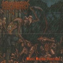 NEURO-VISCERAL EXHUMATION - Mass Murder Festival CD Goregrind