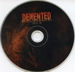 DEMENTED - Psychoanalysis Of Eternal Pain CD Brutal Death Metal