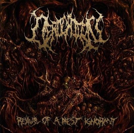 DEROGATION - Revival Of A Nest Ignorant MCD Brutal Death Metal