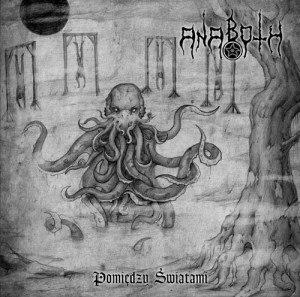 ANABOTH - Pomiędzy Światami CD Black Metal