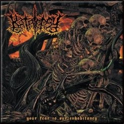 KATALEPSY - Your Fear Is Our Inhabitancy MCD Brutal Death Metal