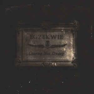 EGZEKWIE - Czarna noc duszy CD Funeral Doom Metal