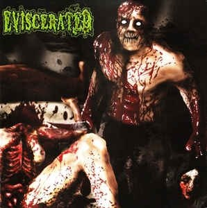 EVISCERATED - Eviscerated CD Brutal Death Metal