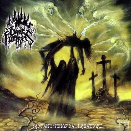 DARK FORTRESS - Profane Genocidal Creations CD Black Metal
