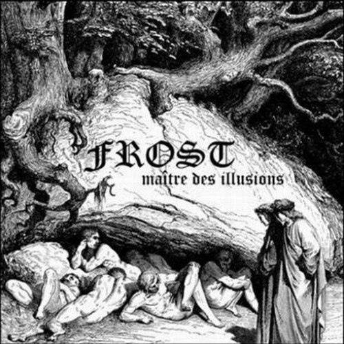 FROST - Maître des illusions CD Heathen Metal