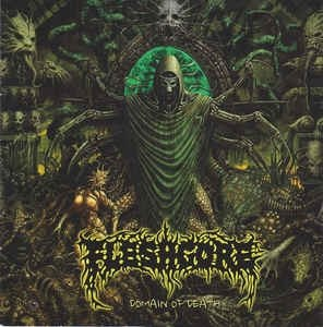 FLESHGORE - Domain Of Death MCD Brutal Death Metal