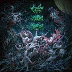 EVISCERATED ENTRAILS / DEROGATION / DISMETRY - Extraterrestrial: Embodiment CD Brutal Death Metal