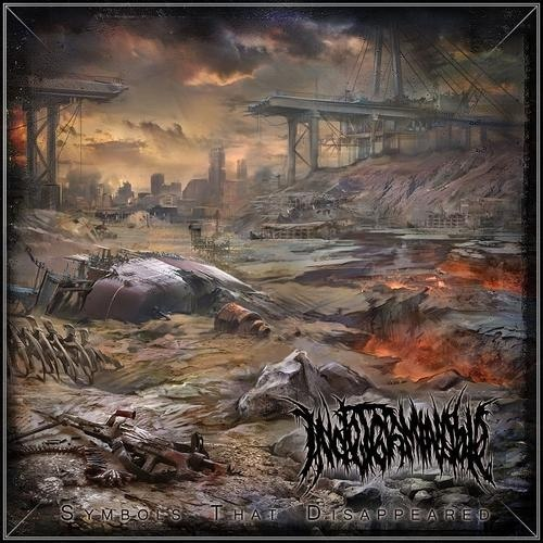 INDETERMINABLE - Symbols That Disappeared CD Brutal Death Metal