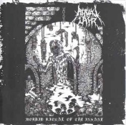RITUAL LAIR - Morbid Ritual of the Insane CD Black Metal