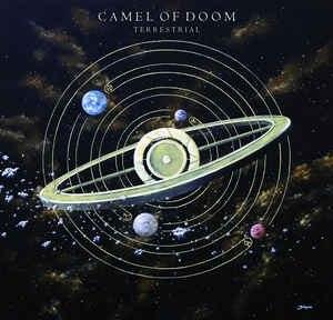CAMEL OF DOOM - Terrestrial CD Stoner Doom Metal
