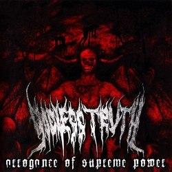 GODLESS TRUTH - Arrogance Of Supreme Power CD Brutal Death Metal