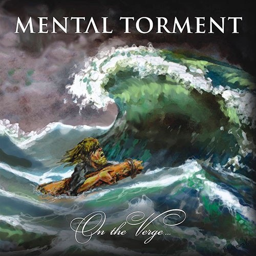 MENTAL TORMENT - On The Verge… CD Death Doom Metal