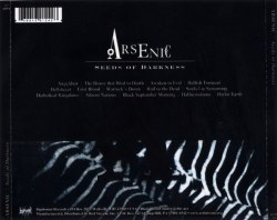 ARSENIC - Seeds of Darkness CD Death Thrash Metal
