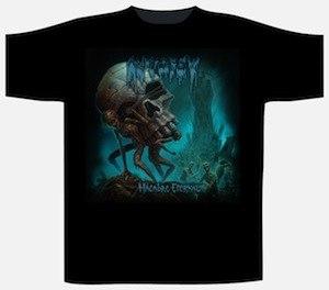 AUTOPSY - Macabre Eternal - M Майка Death Metal
