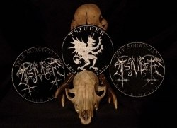 TSJUDER - True Norwegian Black Metal Нашивка Black Metal