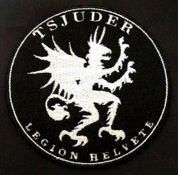 TSJUDER - Legion Helvete Нашивка Black Metal