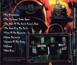 MEMBRO GENITALI BEFURCATOR - Human Destruction Digi-CD Brutal Death Metal