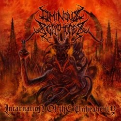 OMINOUS SCRIPTURES - Incantation Of The Unheavenly CD Brutal Death Metal