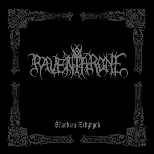 RAVEN THRONE - Šliacham Zabytych Digi-CD Black Metal