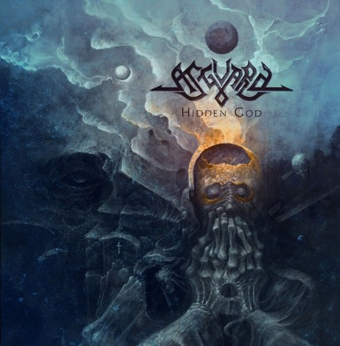 ASGUARD - Hidden God CD Hybrid Metal