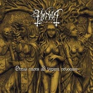 URNAA - Ortus Mors ad Vitam Revocare CD Black Metal