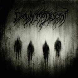 DRAWN INTO DESCENT - Drawn into Descent CD Melancholic Metal