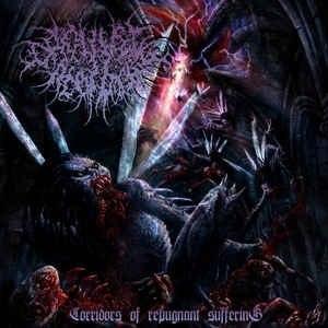 ORGIASTIC REBIRTH - Corridors Of Repugnant Suffering CD Brutal Death Metal