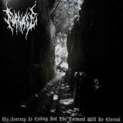 FORNACE - My Journey Is Ending But The Torment Will Be Eternal CD Black Metal