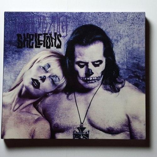 DANZIG - Skeletons Digi-CD Glenn Danzig Metal